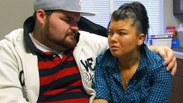 Teen Mom Amber Parties With Paparazzi, Gary Starts A Clothing Line