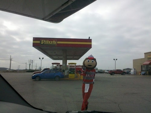"Beware Of Ohio State's ""Brutus"" Lurking At Gas Stations And Thad Matta's Exclamation Points"