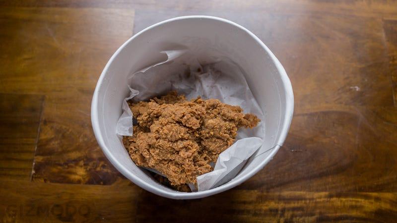 KFC Original Recipe Boneless Chicken: A Brief Review