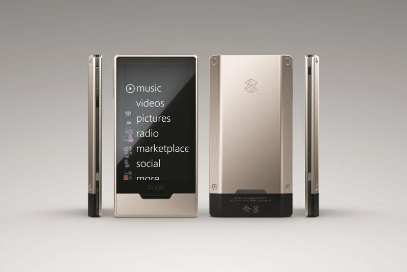 Zune HD Is Real, Has Multitouch Web Browsing, OLED Screen and HD Video