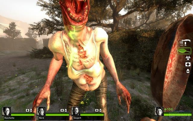 Germany's Censored L4D2 Runs Faster