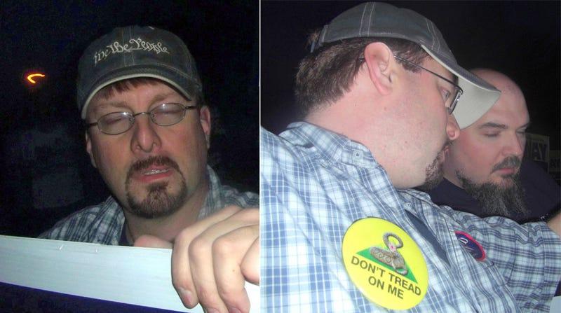 Meet the Gun-Toting Tea Partier Who Beat Up a Woman at Rand Paul's Debate