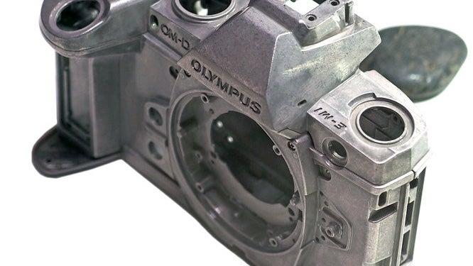 Olympus OM-D E-M1 Guts Show Off a Camera Tough as Nails