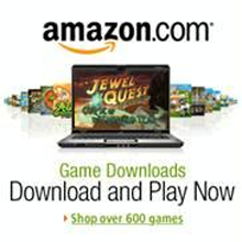Amazon Casually Launches Digital Game Downloads