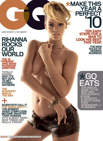 Rihanna Warned To Stay Clothed In Middle East; Mark Wahlberg Disses The Beckhams