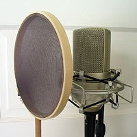 Make a DIY Microphone Pop Filter
