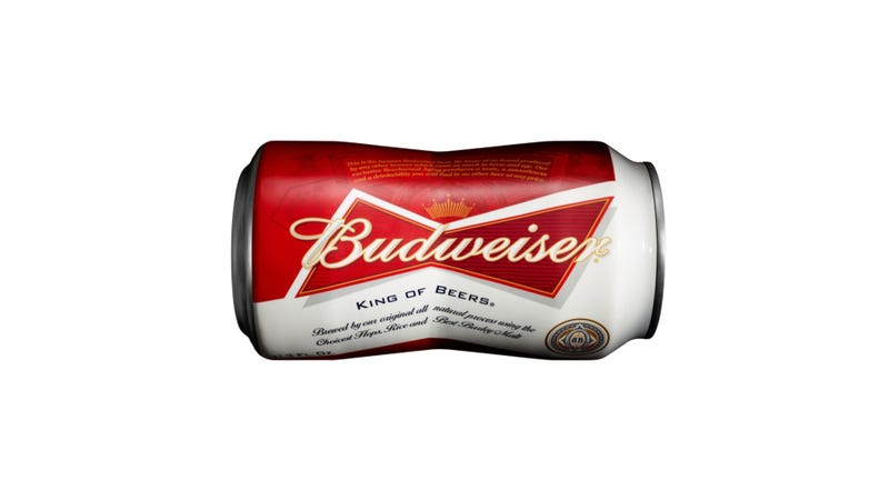 Why Would Anyone Buy a Bow Tie-Shaped Beer Can That Actually Gives You Less Beer?