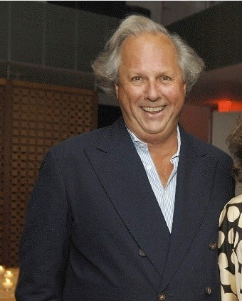 Graydon Carter Denies Report He's 'An Amazing Fuck'