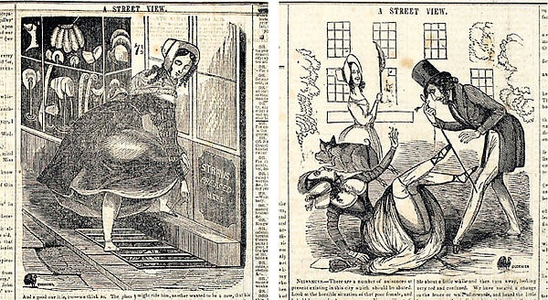 Old New York's Favorite Filthy Newspapers