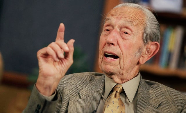 The World Finally Ends for Infamous Doomsday Preacher Harold Camping