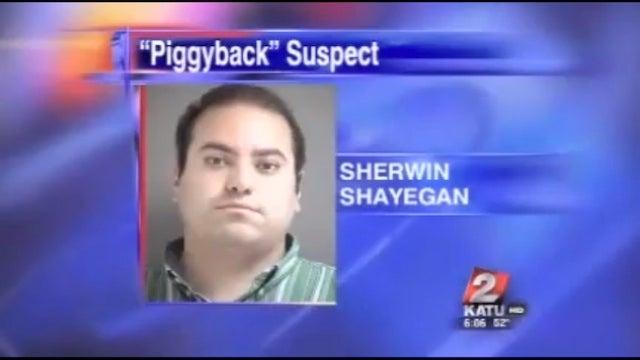 Piggyback Grifter's High-School Classmate Says He's Always Been a Piggybacker