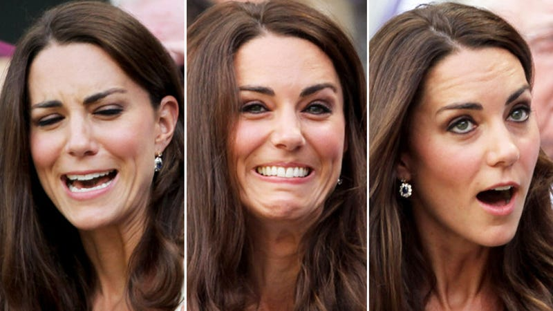 The Face Kate Middleton Makes When She Farts