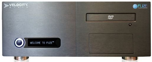 Fuze Home Media Server is a Whole House Solution