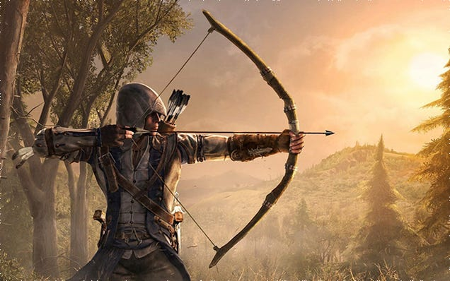 But Which Game's Bow is Best