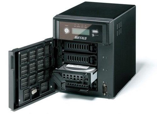 Massive 4TB Buffalo TeraStation WSS NAS Wears Equally Massive Price Tag