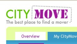 CityMove Makes Movers Bid for Your Business