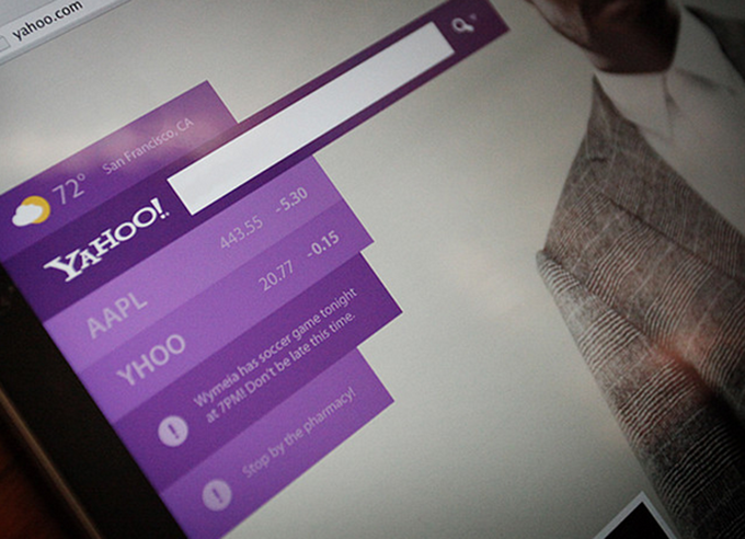 Rethinking the New Yahoo Homepage