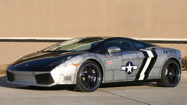 Meet the man behind Chris Brown's P-51 Lamborghini