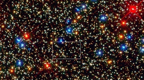 Hubble reveals what astronomers will see 10,000 years from now