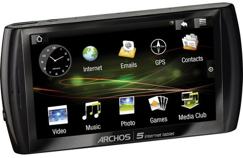 Archos Android Tablet Price and Pictures Leak