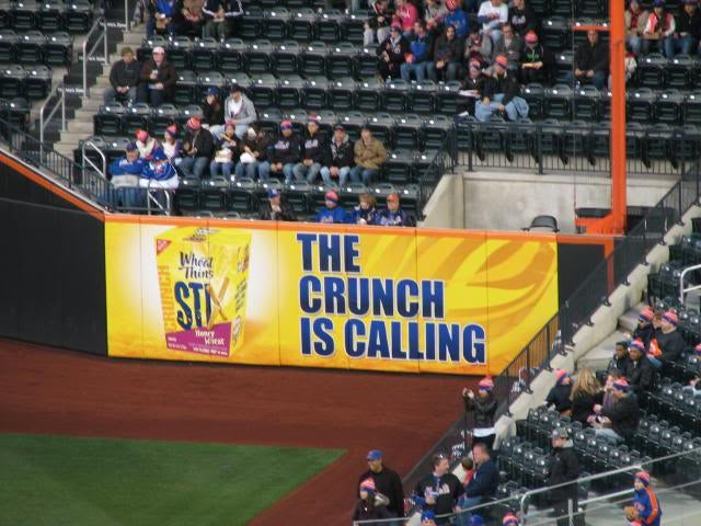 The Mets Are Moving In The Fences, And They're Selling Them Too