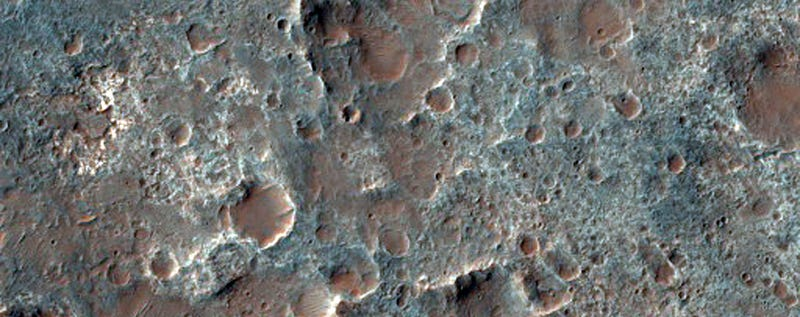 NASA Just Released 1,000 Spectacular New Photos From Mars' Surface