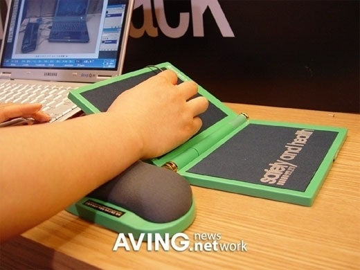 Shouldercool Ergonomic Mousepad