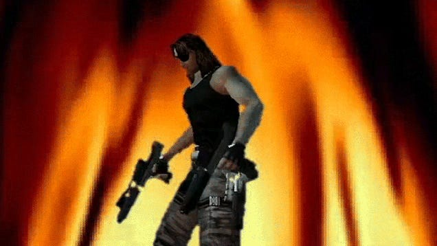 Snake Plissken Almost Had A Video Game To Rival Metal Gear
