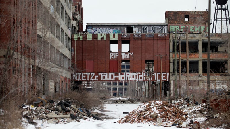 Now You Can Own America's Greatest Industrial Eyesore