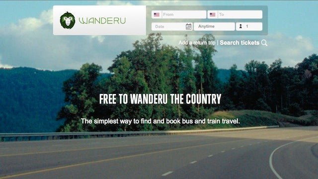 Wanderu Finds and Books Cheap Bus or Train Tickets for Your Next Trip