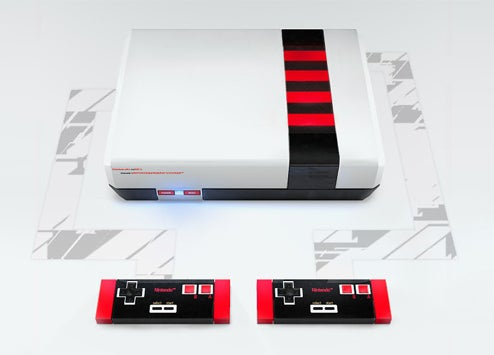NES Redesign Is All Kinds Of Hot Shit