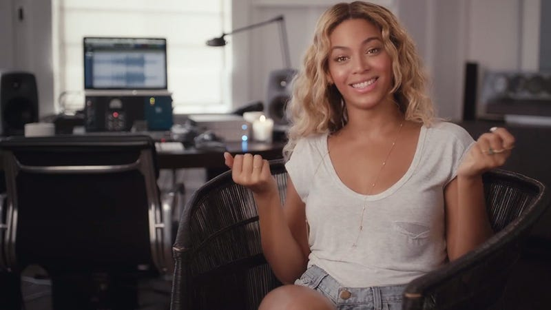 Beyoncé's Been Watching Videos About Feminism on YouTube (As One Does)