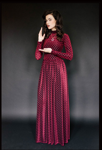 Twin Peaks Inspired Fashion Has Arrived, Everyone