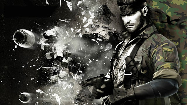 Metal Gear Solid Snake Eater 3D Out Next Month (or March!)