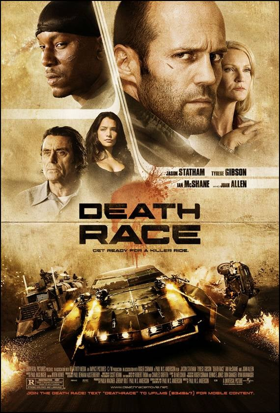 Death Race One Sheet Revealed, Shows Off More Of That Mean-Looking Buick