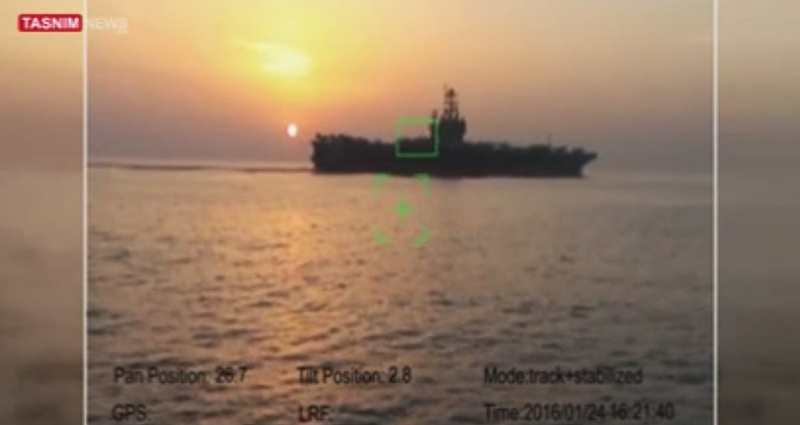 Why Iran's Drone Flight Over An American Supercarrier Isn't A Huge Deal