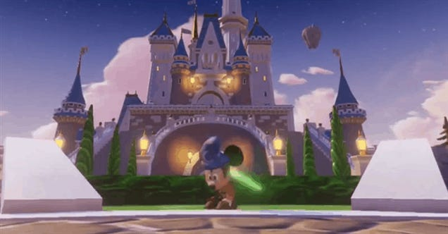 Which Is Cooler, Mickey With A Keyblade Or Mickey With A Lightsaber?
