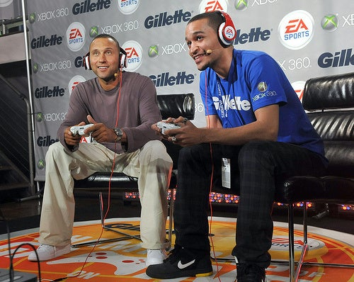 Derek Jeter Loses Boxing Match, U.S. Stymied In Xbox 360 Tournament