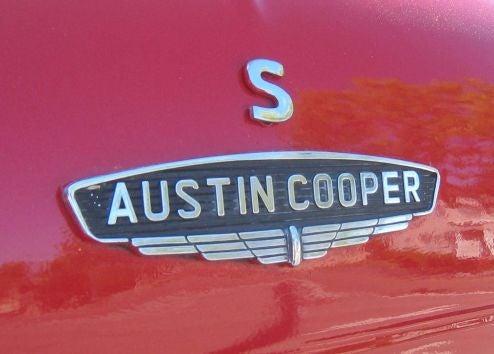 1965 Austin Cooper S