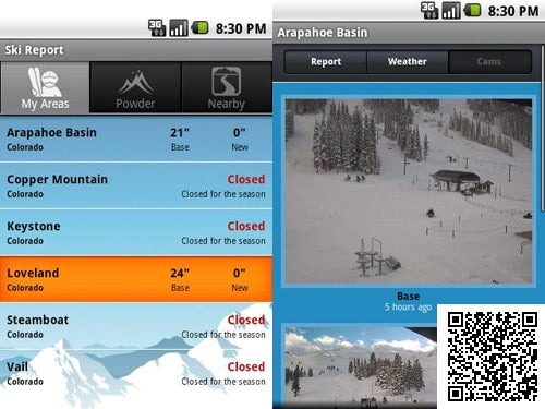 The Best Apps for Snow Junkies