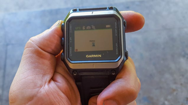 Garmin Epix Review: Can A Smartwatch Work As A Touchscreen Navigator?
