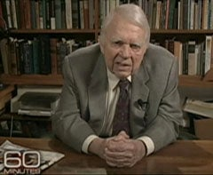 Andy Rooney's 10 Most Crotchety Segments