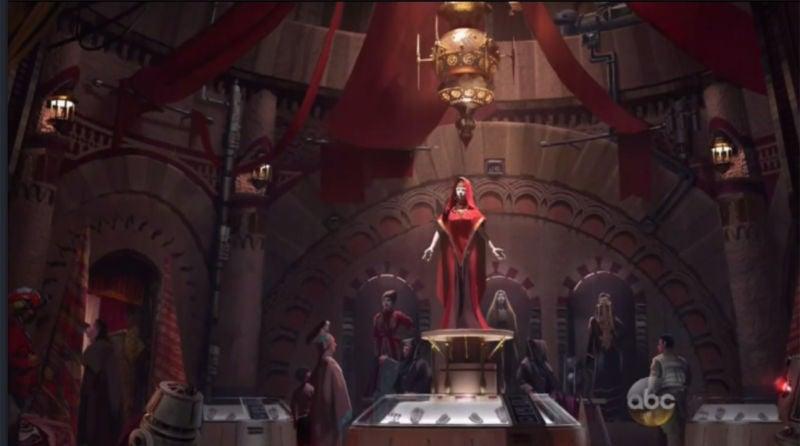 Un primer vistazo al prometedor parque de atracciones de Star Wars en Disneyland