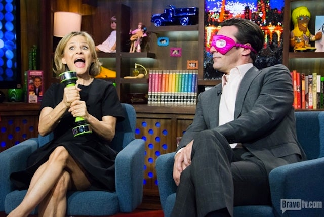 Jon Hamm Really Wants to Talk Dildos with Amy Sedaris