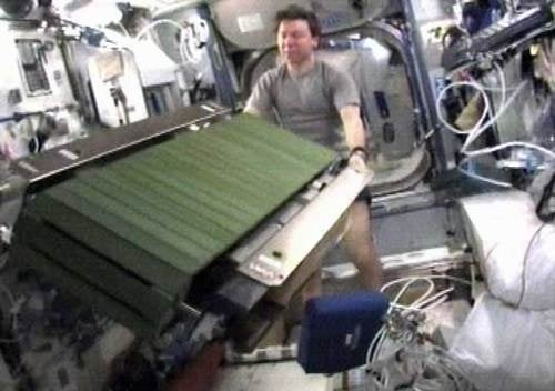 Colbert Finally Gets His Due On The Space Station