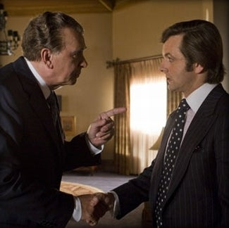 Why 'Frost/Nixon' And Two Other Oscar Contenders Don't Measure Up