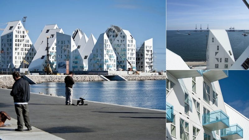 Iceberg Ahead! Oh Wait, That's an Apartment Building