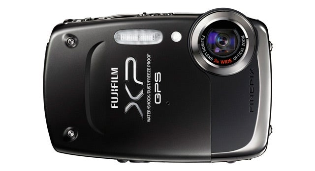 Fujifilm FinePix XP30 Is Waterproof, Shockproof, Dustproof, Freezeproof...and Now Has GPS