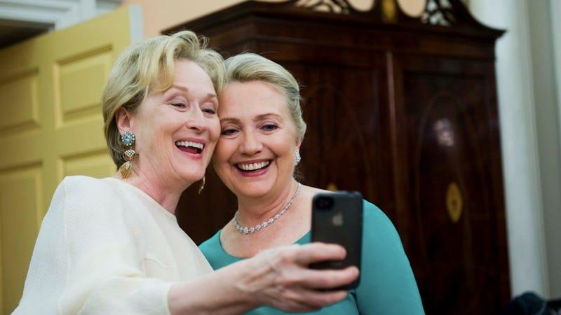 Clinton/Streep 2016