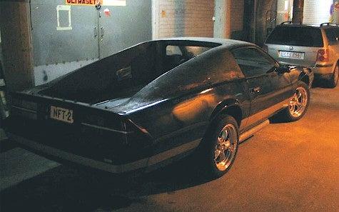 Finnish F-Body: The Tax-Dodge Camaromino